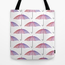 Ready for Rain Tote Bag