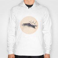 elk Hoodies featuring Elk by hipepper