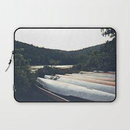 Canoes  Laptop Sleeve