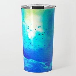 Electric Lagoon Travel Mug