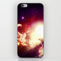 lumpy space princess iPhone & iPod Skins featuring Lumpy Space by S. Michelle Reese