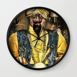 Zoltar Speaks Wall Clock