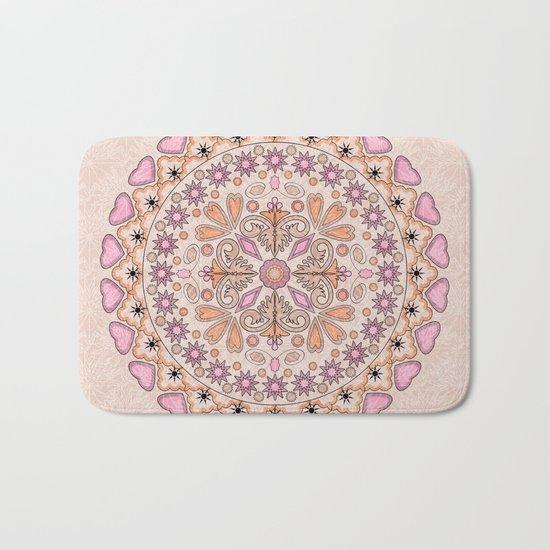 Mandala. Bath Mat
