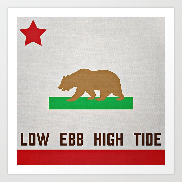 I Remember California Art Print