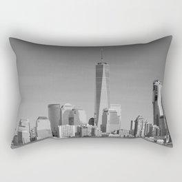 NYC Skyline 2 Rectangular Pillow