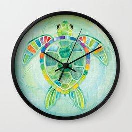 SHANTI SPARROW: Byron the Turtle Wall Clock