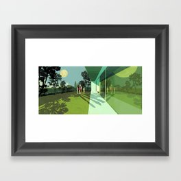 Till the last day Framed Art Print