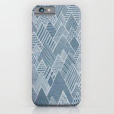 Mountain Pattern Slim Case iPhone 6s