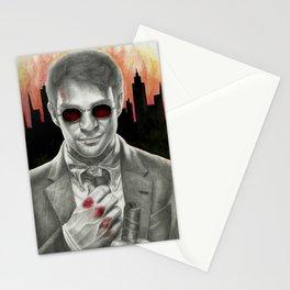 A WORLD ON FIRE Stationery Cards