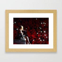 Madonna - La Vie En Rose Framed Art Print