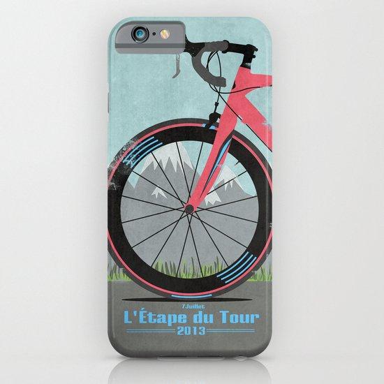 L'Etape du Tour Bike iPhone & iPod Case