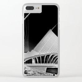 Milwaukee I | C A L A T R A V A | architect | Clear iPhone Case