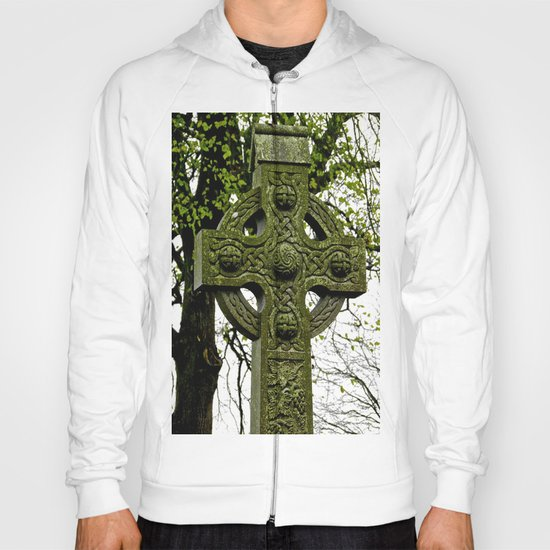 Celtic Cross at Monasterboice Hoody