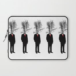 STICK MAN Laptop Sleeve