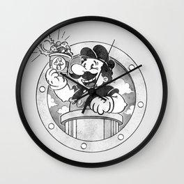 Classico! Wall Clock