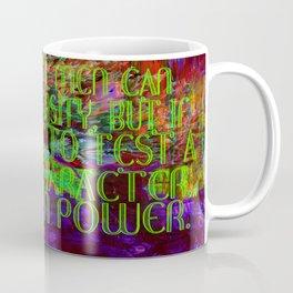 Chaos and Power Coffee Mug