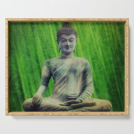 Buddha Serving Tray
