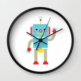 Sending Signals Wall Clock