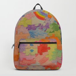 Missing piece Backpack