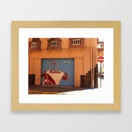 loco Framed Art Print