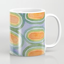 Ovals In Front Of The Sky Coffee Mug