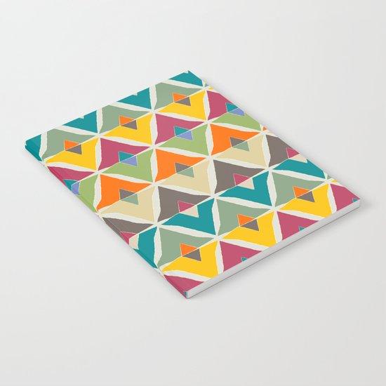 My diamonds shapes Notebook
