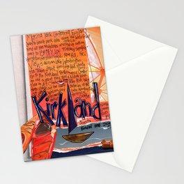 Kirkland Washington Stationery Cards