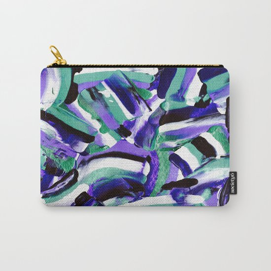 Tara - Abstract Carry-All Pouch