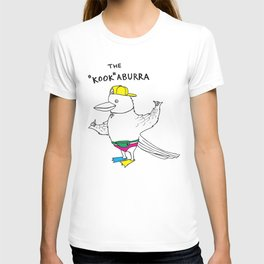 "The ""Kook""aburra T-shirt"