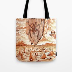 Tribute to the Tainos Tote Bag