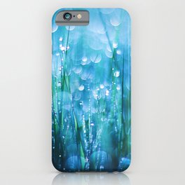 Crystals of Life iPhone Case