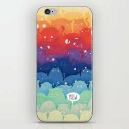 Cats Galore!  iPhone Skin