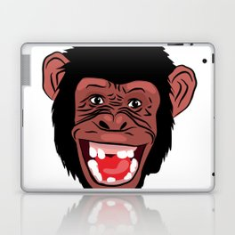 funny  facecharacter Laptop & iPad Skin
