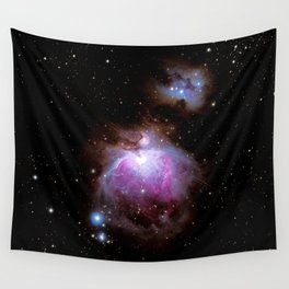 The Mighty Orion Wall Tapestry
