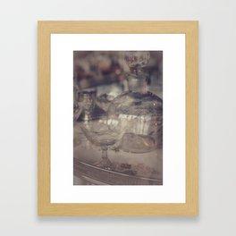 Fragile Views Framed Art Print