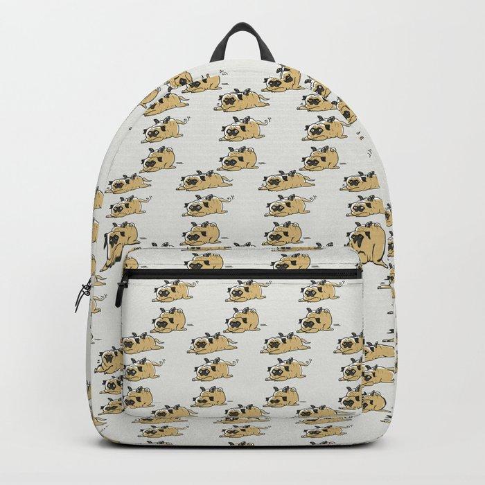 Puggerpillar Backpack