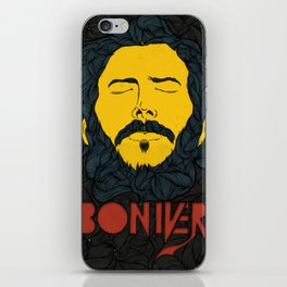 Bon Iver iPhone Skin