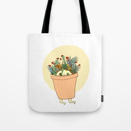 Potted Pal Tote Bag