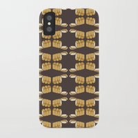 bread iPhone & iPod Cases featuring bread by Jaeyun Woo
