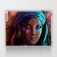 Pirate Queen Laptop & iPad Skin