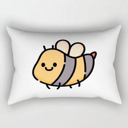 Just a Cute Honey Bee Rectangular Pillow