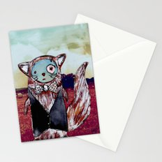 Mr Bixby's Big Adventure Stationery Cards
