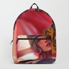 The Hawks Girl Backpack
