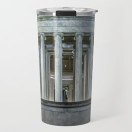 Jefferson Memorial - Side View Travel Mug