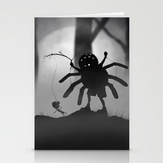 Limbo Kid Stationery Cards