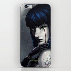 pollito iPhone & iPod Skin