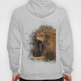 A Roaring Picture Hoody