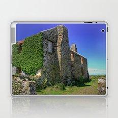 Old ruined Farmhouse Laptop & iPad Skin