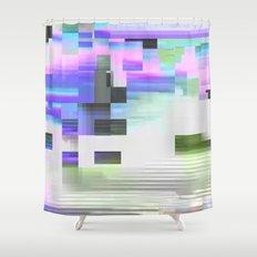 scrmbmosh30x4b Shower Curtain