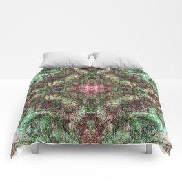 Sandala Plum & Teal Comforters